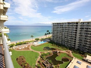 Whaler 1174 - One Bedroom, Two Bath Ocean View Condominium, Lahaina