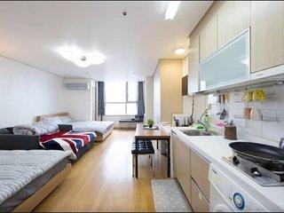 Hongdae Hapjeong Residence. D8, Seúl