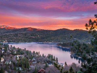Lake View from Every Room, 6 Bdrm, 5 Bath, Games.., Lake Arrowhead