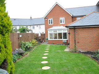 Newly refurbished home in a green tranquil setting, Chelmsford