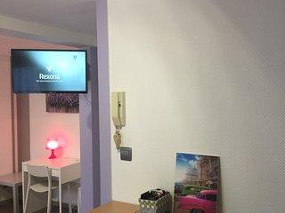 Studio N°3 tout équipé centre ville pour 2 perso, La Roche-sur-Yon