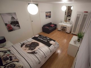 Spacious Double Room In The Heart Of London