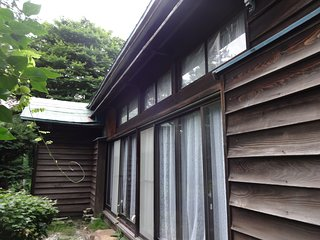 "Filming location villa  ""Being good"" (KIMIWA IIKO), Otaru"