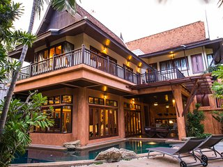 Dharawadi Exclusive Private Pool Villa -2, Jomtien Beach