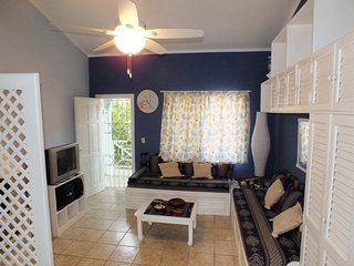 FAMILY APT WITH TERRACE AND BBQ, BEACH AT 70m- ALE, Bayahibe