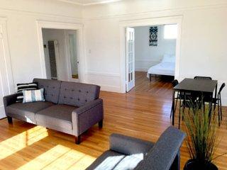 Furnished 1-Bedroom Apartment at Judah St & 14th Ave San Francisco