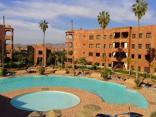 Palmeraie Marrakech – Appart Hôtel avec jardin