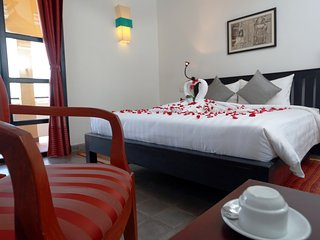 Deluxe Double with balcony, Siem Reap