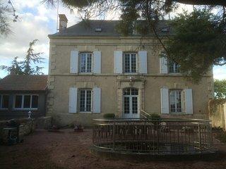 Belle maison de vacances à la campagne, Thouars