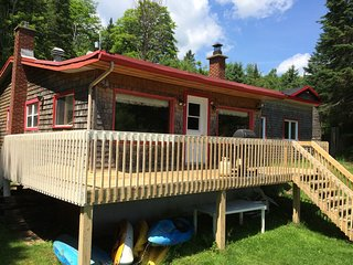 Cottage See you-on-the-Lake, Mont Tremblant