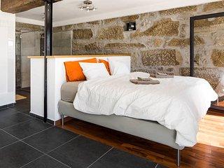 Nieuw! Gerenoveerd landhuis, comfortabele slaapkmr