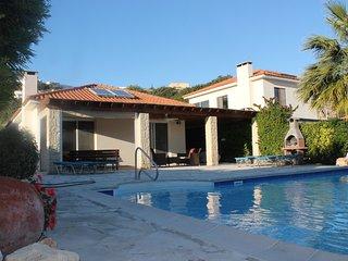 3 Bedroom Villa Private Pool in Pissouri Bay