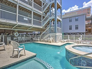 NEW! Gulf Shores Condo w/ Beachfront Balcony