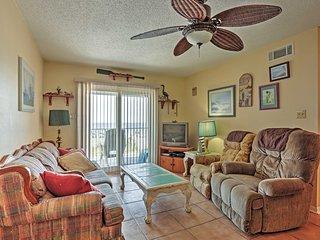 NEW! Gulf Shores Condo w/ Beachfront Balcony
