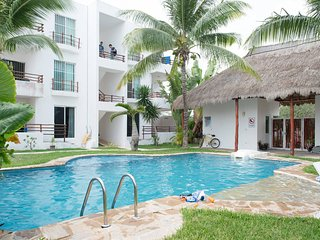 Casita Campbell charming 3 bed Condo Townhouse, Tulum