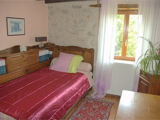 Mas Le Sague Main House Bedroom 3