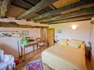 Mas Le Sague  Main House Bed Room 2 B & B