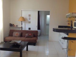 Appartement 48m² cosy et securisé, Pereybere
