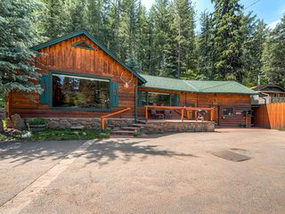 Colorado Bear Creek Mountain Home, Evergreen