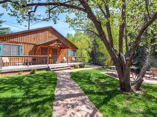 Colorado Bear Creek Cabin 7