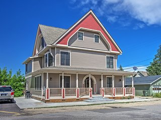NEW! 3BR Red Lodge Townhouse w/Vibrant Scenery!