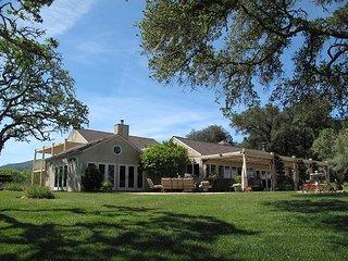 Sprawling Sonoma Valley Vineyard Estate – Stunning Valley Views & Pool, Glen Ellen