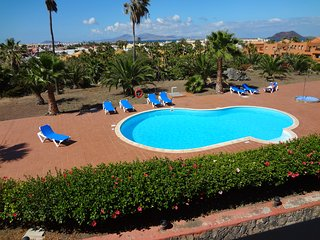2bedroom apartment, quiet, central, 3 pools wifi, Corralejo