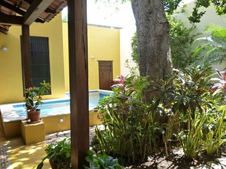 Tranquil Oasis in the Historic Center, Merida