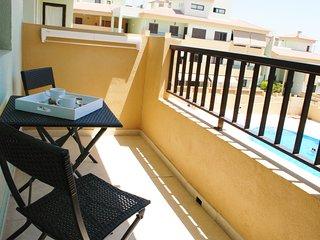 Coqueto y comodo apartamento frente al mar