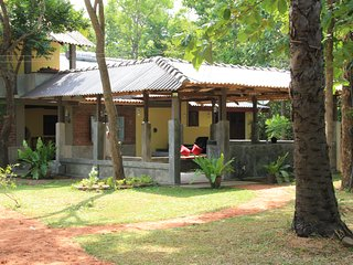 Four bedroom villa accommodates 12 guests., Habarana