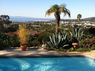 Santa Barbara Ocean/Islands View Suite. Pkg/Pool