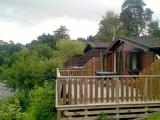 Riverside Lodge and Spa, sleeps 6, Blair Atholl