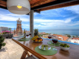 Gorgeous downtown 1B/1Bth, Puerto Vallarta