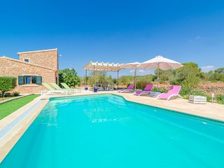 CAN XESQUET (PLETA MORELL) - Villa for 6 people in ses Salines