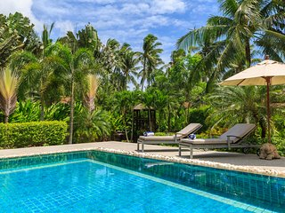 Baan Timbalee - Sleeping for 6 with private pool