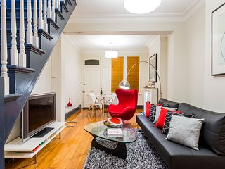 Designer Two Level Home in Downtown Sydney, Sidney