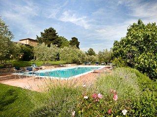 4 bedroom Villa in San Donato in Poggio, Chianti, Italy : ref 2222533