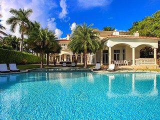 Villa Brizo, Miami Beach