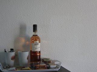 Studio Baie des Anges Cap Liouquet La Ciotat 4pers