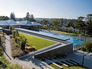 Charmant studio avec balcon vue sur les Pyrénées