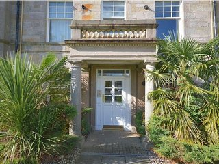 luxury apartment in listed building, Cardross