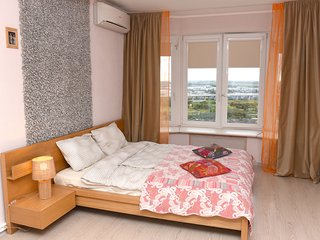 70m2 apartment with 2 bedrooms, St. Petersburg