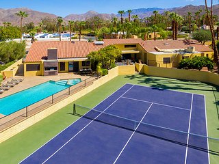 Desert Tennis Estate, Sleeps 8, Palm Desert