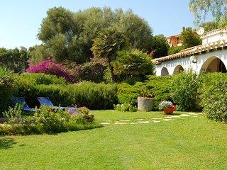Villa Azzurra, Torre delle Stelle