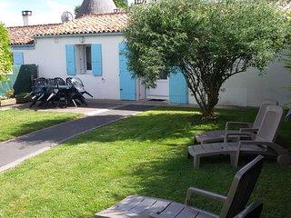 Gite Du Moulin de la Croix, Arces Sur Gironde