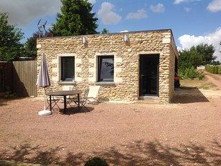 Modern Studio in medieval village, Saumur