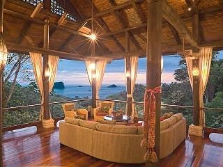 Casa Vista Azul-As seen on HGTV Tropical Villa, Manuel Antonio National Park