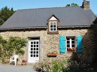 Coet Moru Gites, Rose Cottage, Rohan
