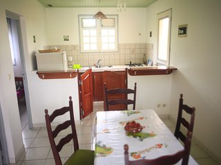 Appartement cosy au sud de la Martinique, Le Diamant