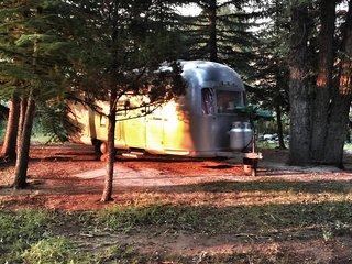 Glamping On The Wind River- An Airstream Adventure, Dubois